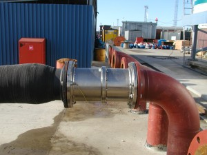 Ship to Shore, Industrial, Breakaway Coupling, Jetty Application
