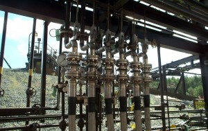LPG Pipe Loading Rack