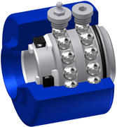 KLAW Swivel Joint Type W swivel joints