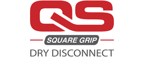 KLAW Dry Disconnect Square Grip logo