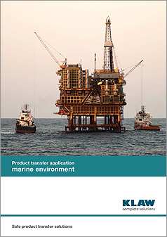 KLAW Marine Application brochure