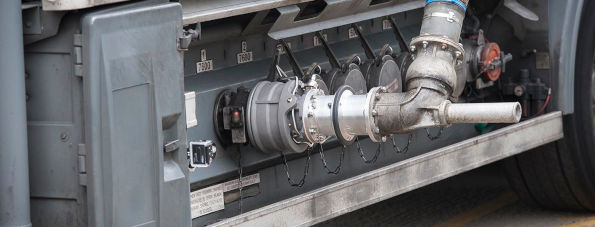 klaw ttma safety coupling truck application