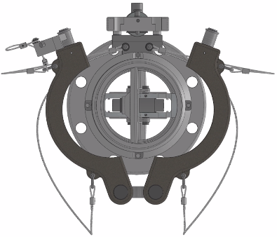klaw collar release mechanism
