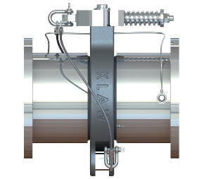 klaw spring retained emergency release coupling