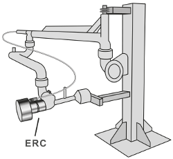 loading arm with klaw cable erc